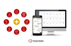 TexTory remembers all records of customer communication
