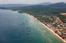 Phu Quoc marine protected area: harmony between conservation and development