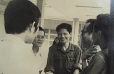 Revolutionary teachers and the joy on Liberation Day