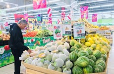 Vinh Phuc's retail sales, service revenue grow 2.31 percent in October