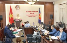 Vietnam makes efforts to implement ASEAN Declaration on Human Resources Development