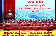 Ethnic minority congress: equality, solidarity for development