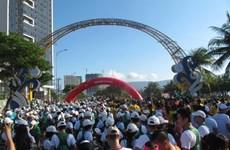 Marathoners to race in Da Nang