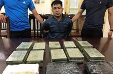 Hanoi police crack down on inter-provincial drug trafficking ring
