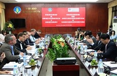 Vietnam, Australia to set up working group for agribusiness promotion
