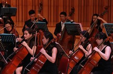 Vietnam Music Academy celebrates 60th birthday