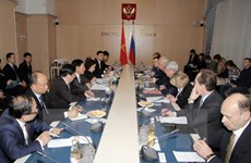Vietnamese, Russian FMs seek to step up ties