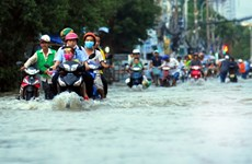 HCM City flood control master plan inadequate: official