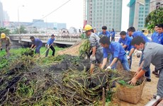 Hanoi Protestants contribute to environmental protection