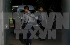 Myanmar arrests three suspects in Yangon explosions