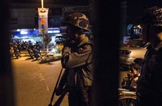 Explosions at Myanmar's Yangon regional government office