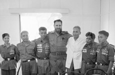 Fidel Castro – Great friend of Vietnam