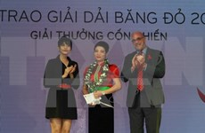 Contributors to HIV fight honoured with Red Ribbon Awards