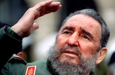 Vietnam to hold a day of national mourning for Fidel Castro