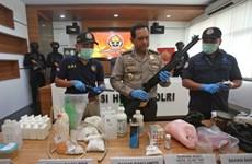 Indonesia arrests militants in bomb attack plot