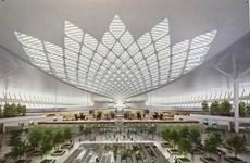 Long Thanh airport terminal designs showcased