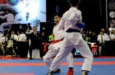 Vietnamese karate athletes shine at Asian youth champs