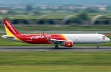 Vietjet offers promotional air tickets