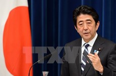 PM Abe wants closer ties between Japanese, Vietnamese parties