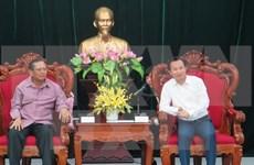 Da Nang, Champasak enjoy sound cooperation