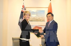Vietnam remains key Asian-Pacific partner of Australia: Julie Bishop
