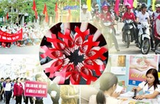 Activities for HIV/AIDS action month