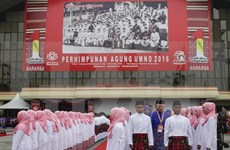 Malaysia: Ruling party holds congress to prepare for election