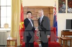 Vietnam, New Zealand look to stronger economic ties