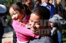 Prisoners in Thai Nguyen's prison receive amnesty decision