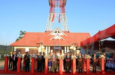 Vietnam-funded broadcasting project delivered to Laos