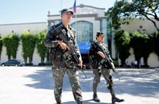 Philippines at highest terror alert over busted IS conspiracy