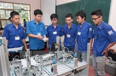 Private sector's engagement crucial to vocational training