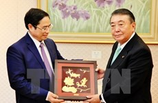Japanese parliament leaders pledge to tighten cooperation with Vietnam