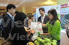 Hanoi promotes trade links with localities nationwide