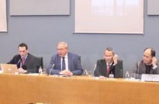 Wallonia parliament discusses Vietnam-EU FTA