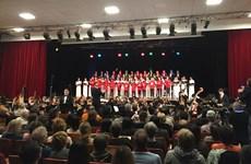 Vietnamese melodies resound in Paris