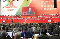 Party delegation attends 20th Congress of Portuguese Communist Party