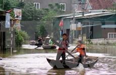 Flooding kills 13 in central region
