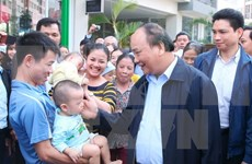 Gov't promoting low-income earners' access to social housing