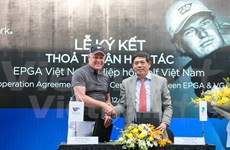 EPGA establishes first Vietnamese golf academy