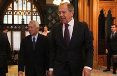 Russia, Philippines strengthen defence cooperation