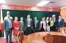 Vietnam, Mongolia boost trade union partnership