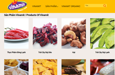 Vinamit products earn USDA, Ecocert organic certificates