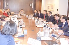 Vietnam, Canada parliaments hoped to boost cooperation