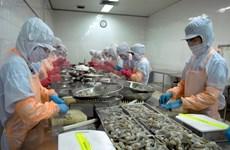 Vietnam remains biggest shrimp supplier for Australia