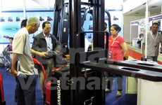 Industrial equipment expo opens in HCM City