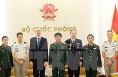 Vietnam wants more experience in UN peacekeeping from France