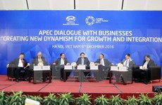 APEC dialogue looks to create dynamism for growth, integration
