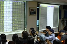 Bourse: HCM City shares up 2nd consecutive day
