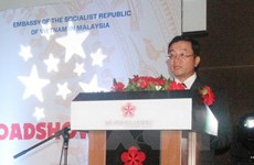 Dialogue seeks to increase Vietnam's exports to Malaysia